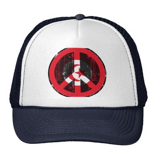 Peace In Tunisia Trucker Hat