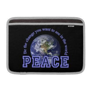PEACE  iPad / laptop sleeve