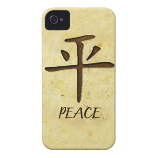 Peace iPhone 4/4S Case Mate Barely There