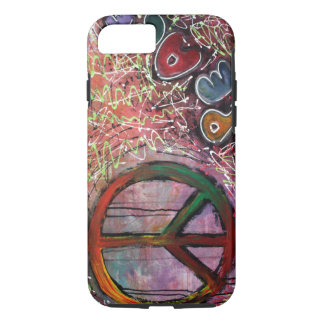 Peace iPhone 8/7 Case