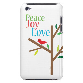 Peace Joy Love Hope iPod Touch Case-Mate Case