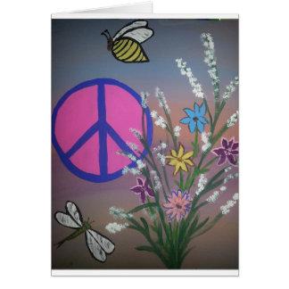Peace.jpg Greeting Card
