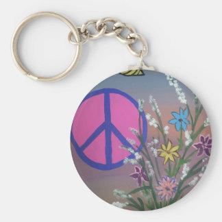 Peace.jpg Key Chains