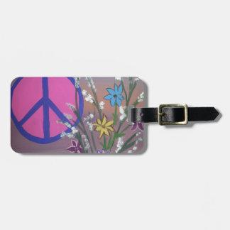 Peace.jpg Luggage Tag