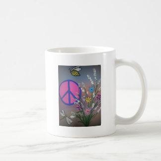 Peace.jpg Coffee Mugs