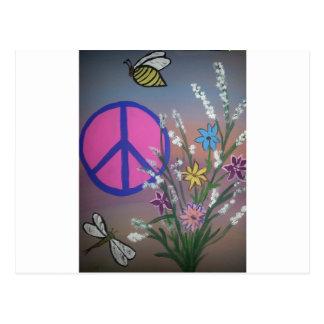 Peace.jpg Postcard
