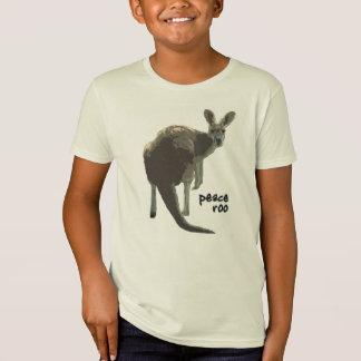 Peace Kangaroo T-Shirt
