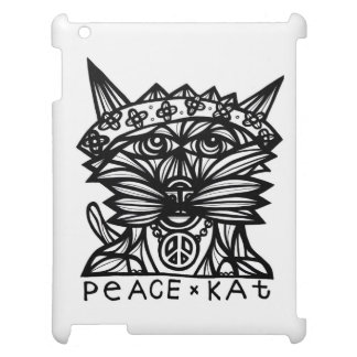 Peace Kat BuddaKats Case Savvy iPad Case