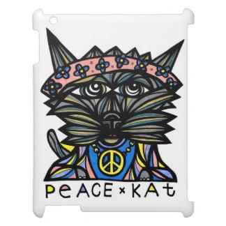 Peace Kat BuddaKats iPad Case