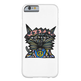 """Peace Kat"" Glossy Phone Case"