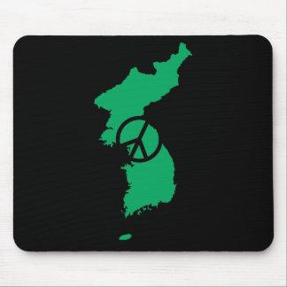 Peace Korea Mouse Pad
