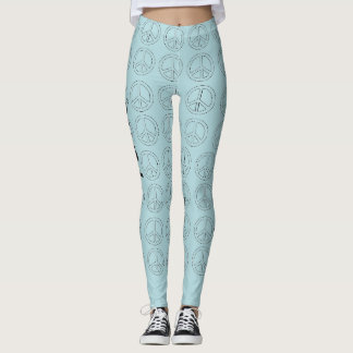 Peace Leggings