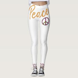 Peace Leggings