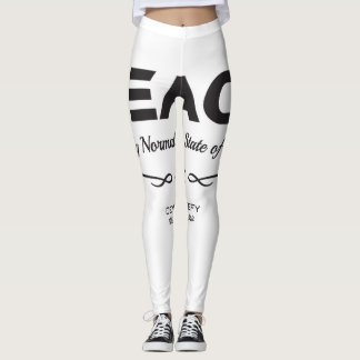 PEACE LEGGINS LEGGINGS