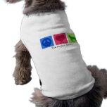 Peace Love ACD Dog Clothing