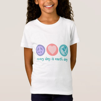Peace, Love and Earth (Earth Day) Shirt
