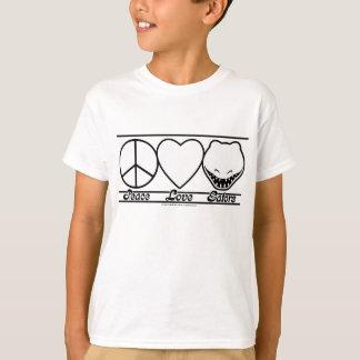 Peace Love and Gators T-Shirt