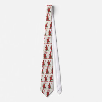 Peace, Love and Hope at Christmas Tie