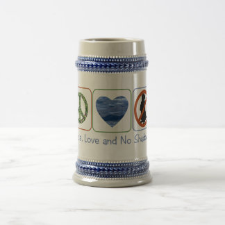 Peace, Love And No Shadows Coffee Mug