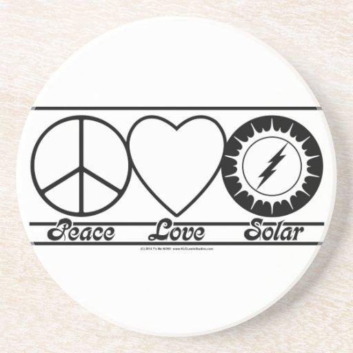 Peace Love and Solar Coaster