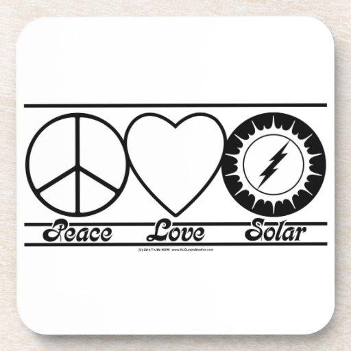 Peace Love and Solar Coasters
