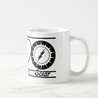 Peace Love and Solar Mug