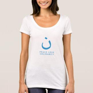 Peace, Love and Solidarity T-Shirt