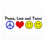 Peace Love and Twins