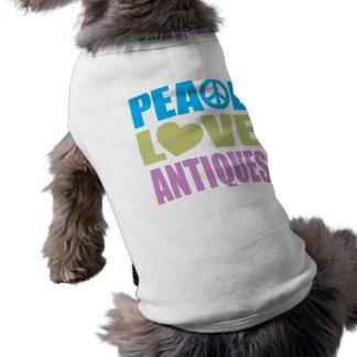 Peace Love Antiques Shirt