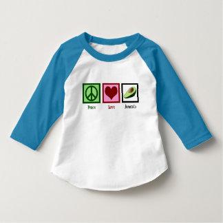 Peace Love Avocados T Shirt