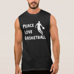 Peace Love Basketball
