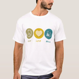 Peace Love Bells T-Shirt