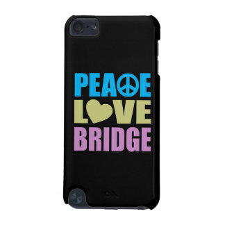 Peace Love Bridge iPod Touch (5th Generation) Case