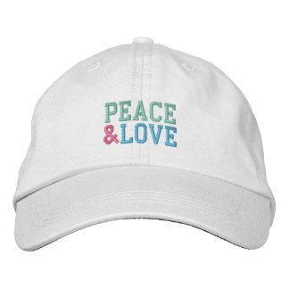 PEACE & LOVE cap