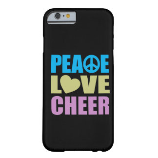 Peace Love Cheer iPhone 6 Case