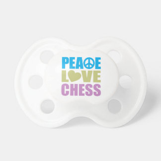 Peace Love Chess Dummy