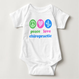 Peace Love Chiropractic T-Shirt