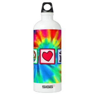 Peace, Love, Coffee SIGG Traveller 1.0L Water Bottle