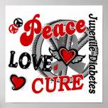 Peace Love Cure 2 Juvenile Diabetes