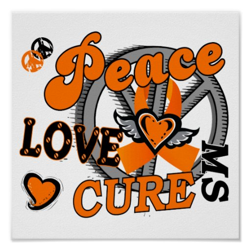 Peace Love Cure 2 MS Posters