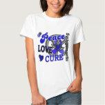 Peace Love Cure 2 Syringomyelia Tshirt