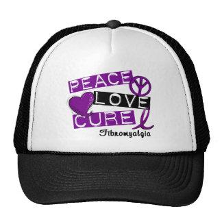 PEACE LOVE CURE FIBROMYALGIA CAP