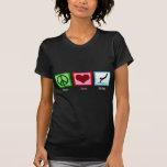 Peace Love Diving T-shirt