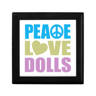 Peace Love Dolls Jewelry Boxes