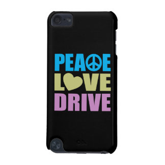 Peace Love Drive iPod Touch 5G Cases