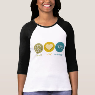 Peace Love Egyptology T-Shirt