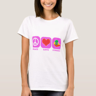 Peace Love Ethiopia T-Shirt