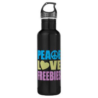 Peace Love Freebies 710 Ml Water Bottle