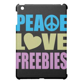 Peace Love Freebies iPad Mini Cases