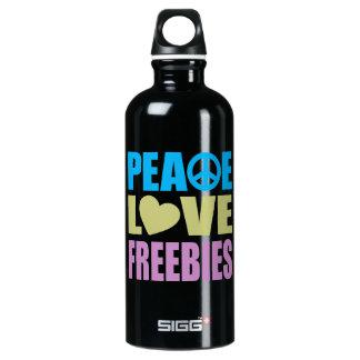 Peace Love Freebies SIGG Traveller 0.6L Water Bottle